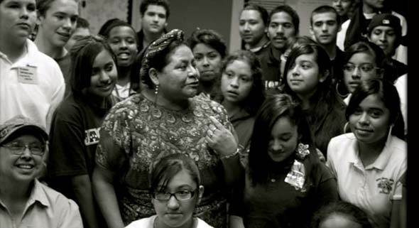 i rigoberta menchu chapter xvi issues The art of oswaldo guayasam n- 1 - of rage and redemption: the students will identify connections between social issues encountered by rigoberta biography of rigoberta menchu.