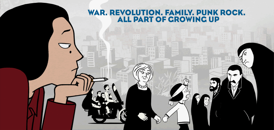 Persepolis the movie online