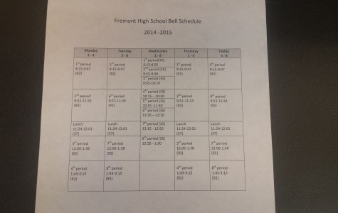Thumbs up to new schedule