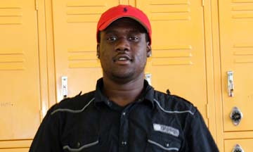 Anthony Coleman, Green & Gold Staff Writer