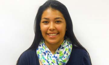 Alondra Alvarado, Green & Gold Multimedia Editor