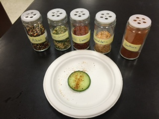 These are some of the spices that could end up in a new spice bar at Fremont High School.