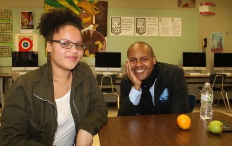 Kevin Powell Inspires Students at Fremont