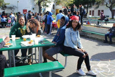 Tigers Break Bread and Celebrate Culture