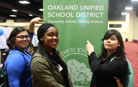 Career Expo Provides Diversity of Opportunity for OUSD Students