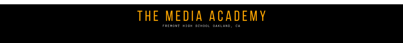 The School Newspaper of Media Academy